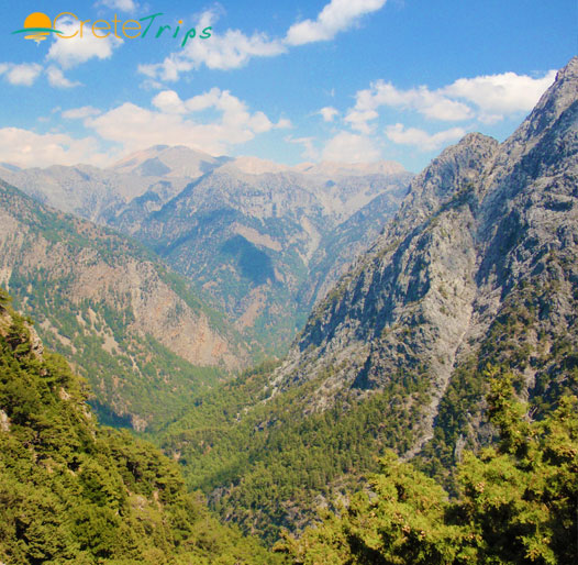 <font color=#00a680>Rethymno - Samaria Gorge</font>, One Day Excursion