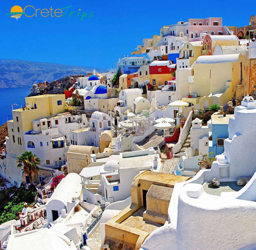 <font color=#00a680>Rethymno - Santorini</font>, One Day Cruise